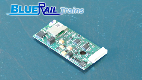 BlueRail plugin boards