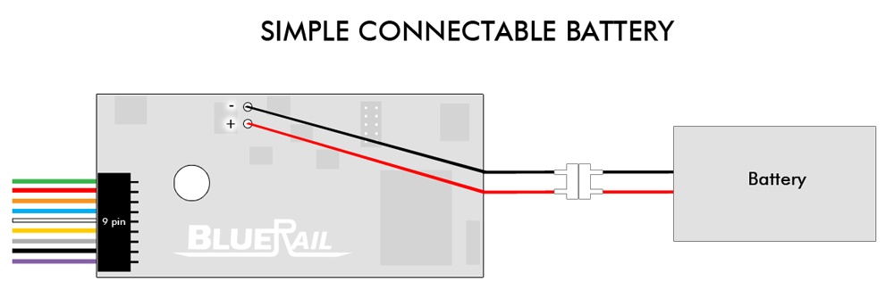 Simple Battery Connection