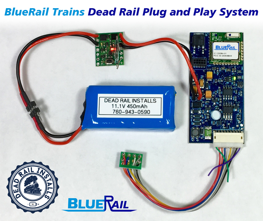 Dead Rail Plug and Play System