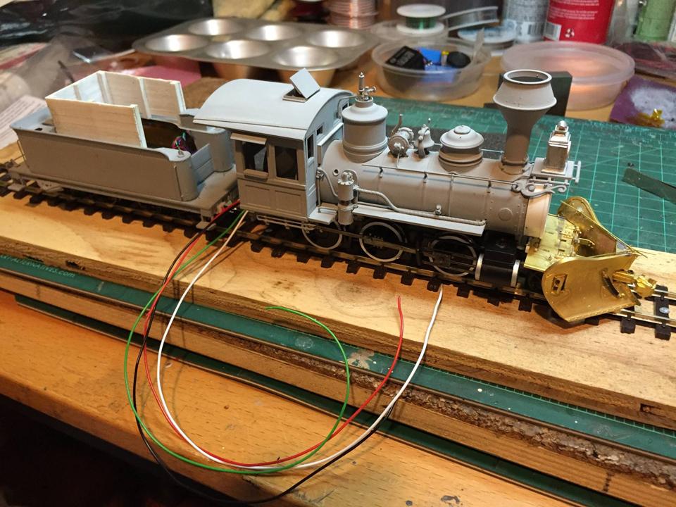 UserShowcase BlueRail Trains – Kato Model Train Engine Diagram