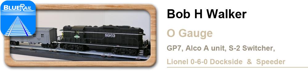 User Bob H Walker