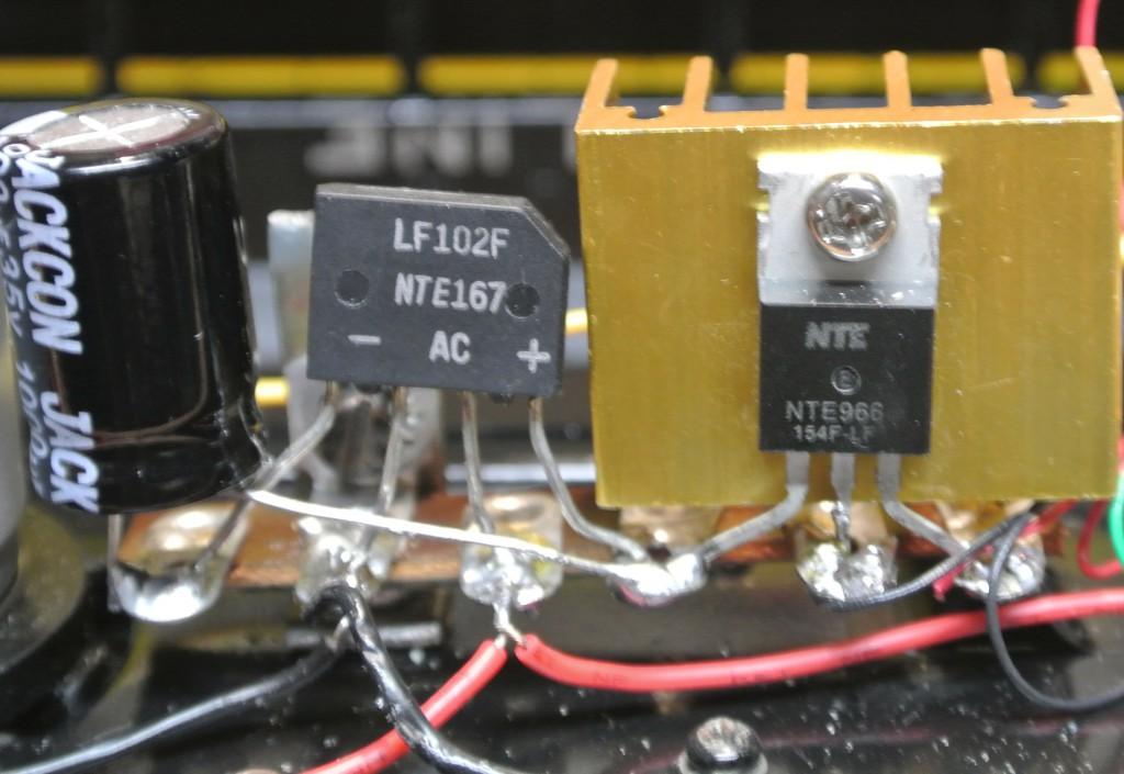 CloseUp AC-DC Converter