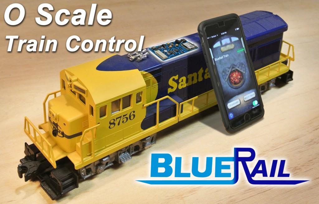O Scale BlueRail