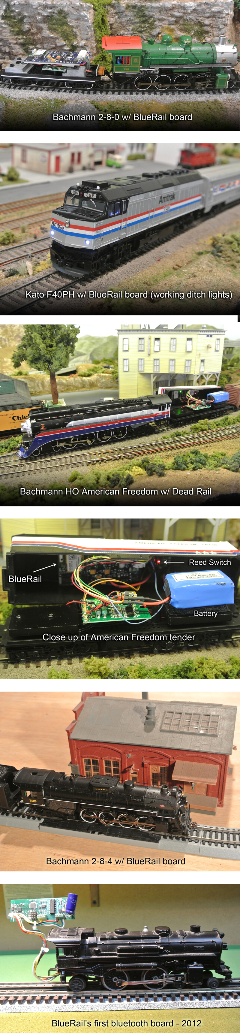 Usershowcase Bluerail Trains Mth Wiring Diagrams Drees Allpics 400